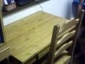 娘の木の机