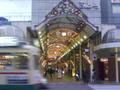 総曲輪中央商店街の先にある別の商店街