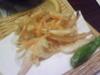 ゲンゲという魚のフライの写真